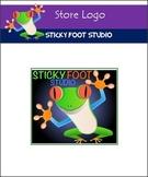 Sticky Foot Studio Logo