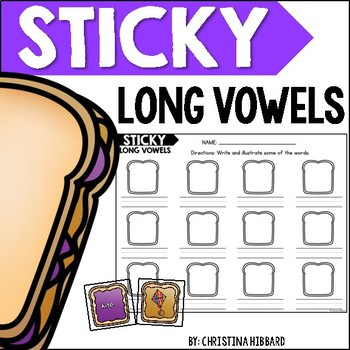 Sticky Long Vowels