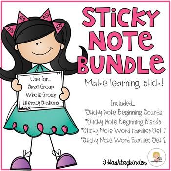 Sticky Note Bundle