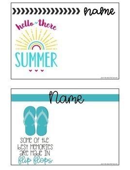 Sticky Note Frames BUNDLE (Inspirational & Holiday/Seasonal Pack) 5x7
