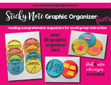Sticky Note Graphic Organizer Fans