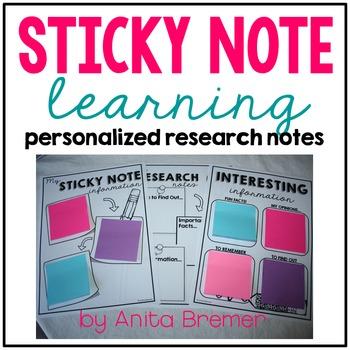 Sticky Note Learning
