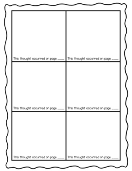 Sticky Note Page - Free