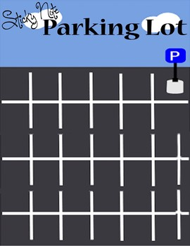 Sticky Note Parking Lot