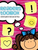 Sticky Note Reader's Toolbox