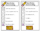 Sticky Note Reading Comprehension Bookmarks