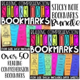 Sticky Note Bookmarks Bundle