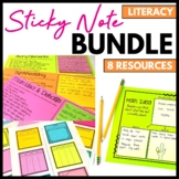 Sticky Note Resources Bundle