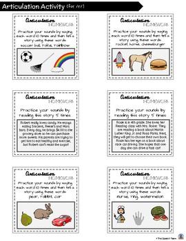 Sticky Note Speech-Language Therapy