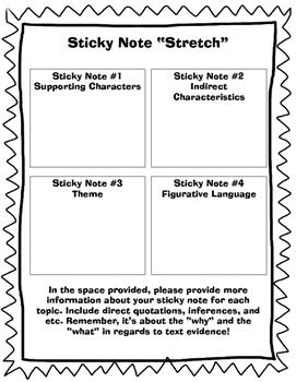 Sticky Note Stretch