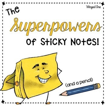 Reading Strategies with Sticky Notes