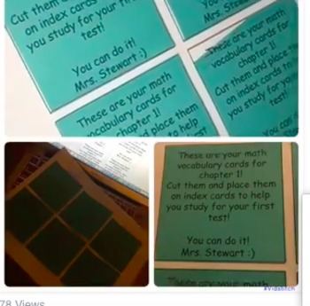 Sticky Note Template
