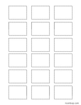 Sticky Note Template (Editable in Google Slides)