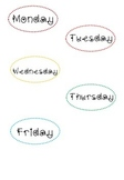 Day Labels