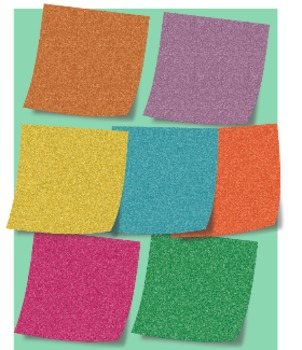 Sticky Notes ClipArt