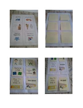 Sticky Notes Incentives