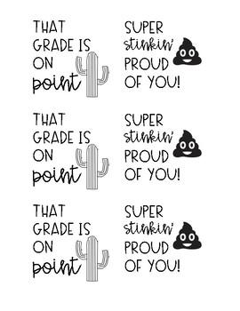 Sticky Notes: Proud Teacher Moments Volume 1