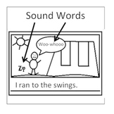 Sticky Notes- Sound Words