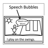 Sticky Notes- Speech Bubbles
