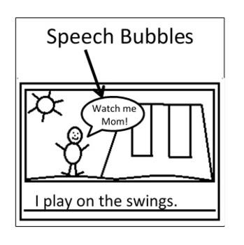Sticky Notes- Speech Bubbles
