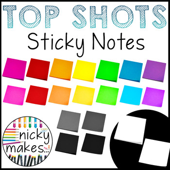 Sticky Notes - TOP SHOTS