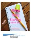 Sticky Story Starters