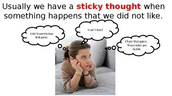 Sticky Thoughts; How to Overcome a Stuck Brain