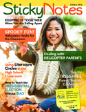 StickyNotes Magazine FREE Fall 2016 Issue
