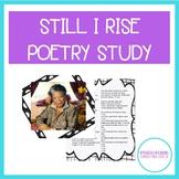 Still I Rise Poetry Study Maya Angelou