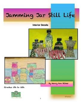 Still Life Mega Bundle Visual Arts Lessons for 4th to 12th Grade