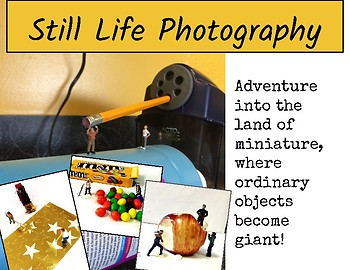 Still Life Photography: Adventure into the World of Miniature