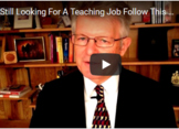 Still Looking For A Teaching Job? Follow This Checklist