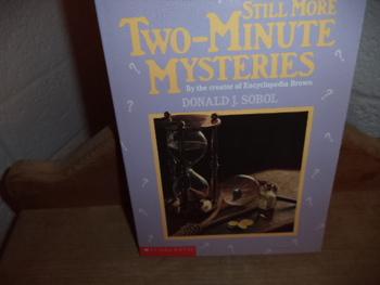 Still More 2-Minute Mysteries ISBN 0-590-44786-6