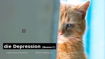 Stimmung: deprimiert