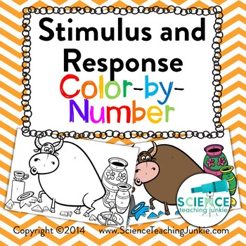 Stimulus and Response Color-by-Number (with idiom)