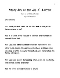 Stingy Jack and the Jack-O'-Lantern (Readers' Theatre) & C