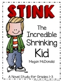 Stink The Incredible Shrinking Kid!