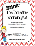 Stink: The Incredible Shrinking Kid Novel Study (#1)