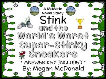 Stink and the World's Worst Super-Stinky Sneakers (Megan M
