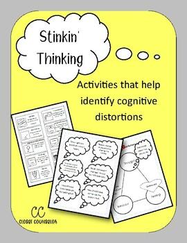 Stinkin' Thinking: A CBT Activity for Teens