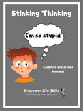 Stinking Thinking- Cognitive Distortions Handout