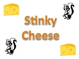 Stinky Cheese Game