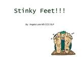 Stinky Feet!!