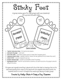 Stinky Feet - Small Group Review Game