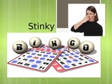 Stinky Kid Bingo!