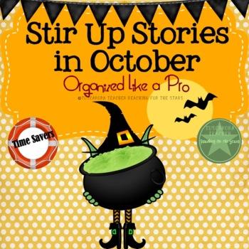 Stir Up Stories in October