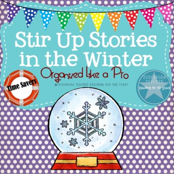 Stir Up Stories in the Winter