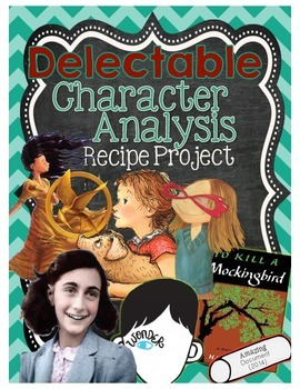 Stir Up a Character Analysis Recipe