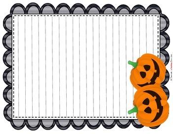 Stir Up a Spooky Story – A Halloween Center FREEBIE