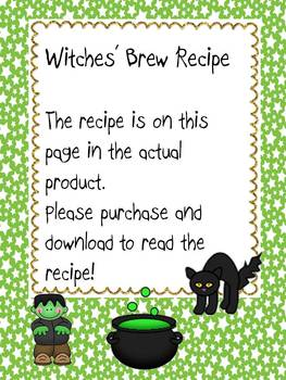 Stir Up a Witches' Brew